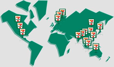 7Eleven_worldwide-map