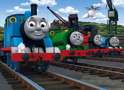 Thomas-And-Friends-Around