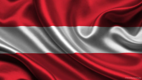 Austria-Flag-Wallpaper