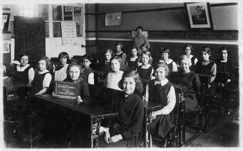 Classroom c1930