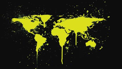 World-Map-Paint-HD-Wallpaper