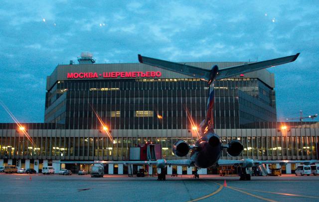 Sheremetyevo-International-Airport