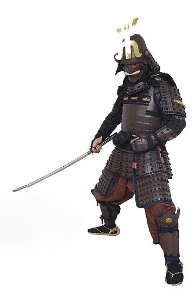 Tokugawa-Samurai-Armor