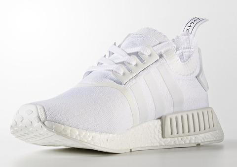 adidas-NMD-R1-Primeknit-Triple-White