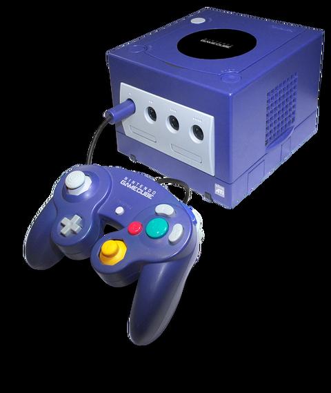 GameCube+controller