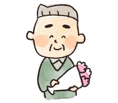 free-illustration-keirou-man-flower