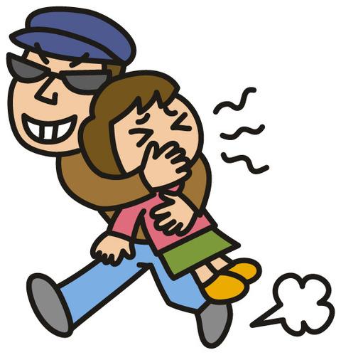 子供を狙った犯罪(ILM22_AB07009)
