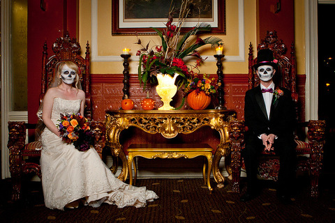 halloween wedding 2
