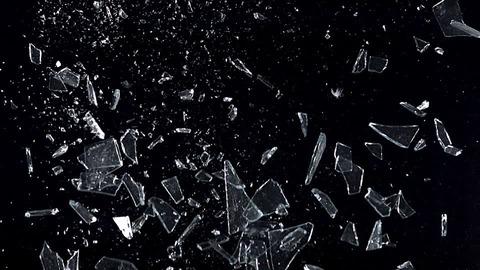 232710359-破片-粉砕-壊レル-ガラス