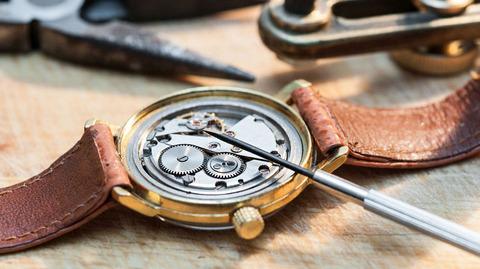 時計修理イメージ