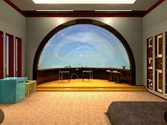 脱出ゲーム ハッピーエスケープ(最上階の部屋)