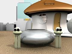 The alien's adventure 2