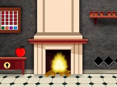 Modern Adobe House Escape