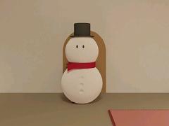脱出ゲーム Snowman