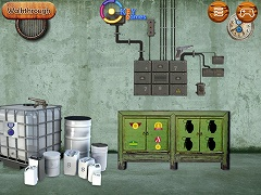 Ekey Secret Army Bunker Escape