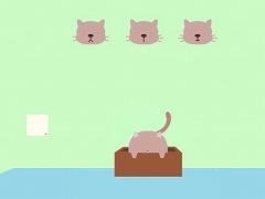 猫の育成脱出ゲーム