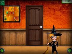 Amgel Halloween Room Escape 8