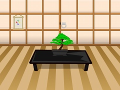 Samurai Room Escape