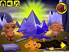 Monkey Happy Stage 563
