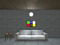 Concrete Room