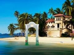 Magic Island Escape 5
