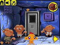 Monkey Happy Stage 559