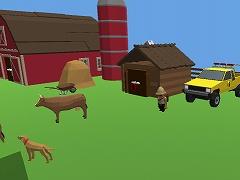 Escape from stock farm