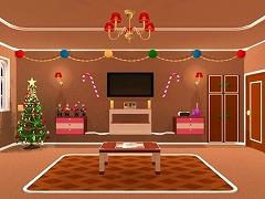 One Holiday Scene