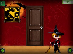 Amgel Halloween Room Escape 12