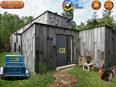Ekey Container House Thanksgiving Escape