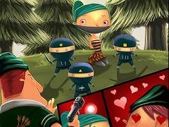 Twisted Fairytales Robin Hood