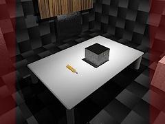 黒い部屋からの脱出4