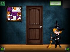 Amgel Halloween Room Escape 16