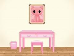 ESCAPE 1 ピンクの部屋