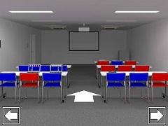 脱出ゲーム 謎の会議室
