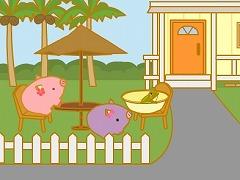 南の島のブゥカ Episode49 ノィブとカエル2