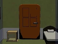 ある幽霊屋敷からの脱出room6