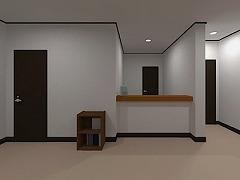 診療所の待合室からの脱出
