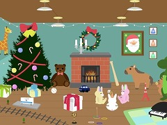 Christmas Toy Room