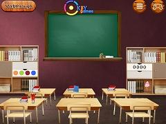 Ekey Department Class Room Escape