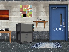 Ekey Puzzle Door Escape