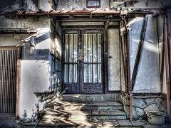 幽霊屋敷の謎