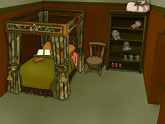 人形の館からの脱出