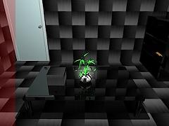 黒い部屋からの脱出5