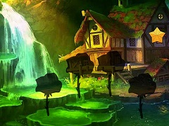 Magical Nightmare Forest Escape