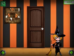 Amgel Halloween Room Escape 13