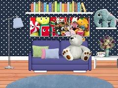 Plush Toys Room