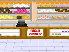 Locked In Escape Doughnut Shop