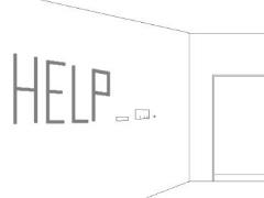 助けを呼んでいる部屋からの脱出