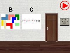 パズル部屋からの脱出 5
